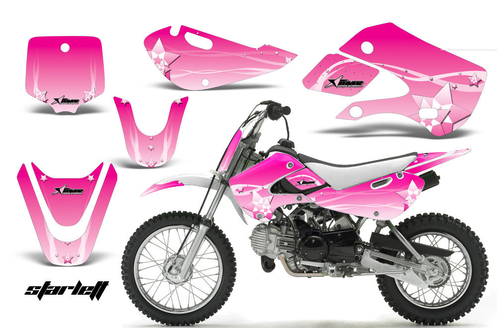 Kawasaki KLX 110 Graphics - Over 100 Designs to Choose From ...