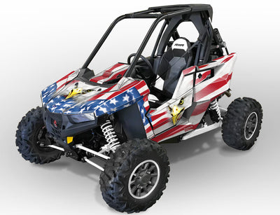 Polaris RZR RS1 - AMERICAN EAGLE