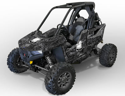Polaris RS1 - Arsenal - BLACK