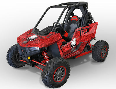 Polaris RS1 - Arsenal - RED