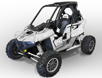 RZR RS1 - Arsenal - WHITE