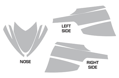 ARCTIC CAT M Series/Crossfire Sled Snowmobile Graphics Kits