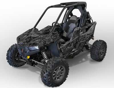 RZR RS1 - Cryptic Camo - BLACK