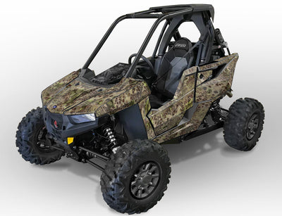 RZR RS1 - Cryptic Camo - NATURAL CAMO