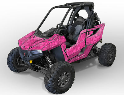 RZR RS1 - Cryptic Camo - PINK