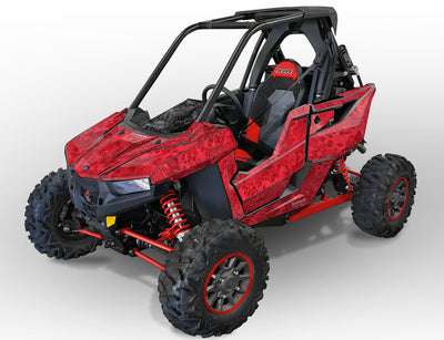 RZR RS1 - Cryptic Camo - RED