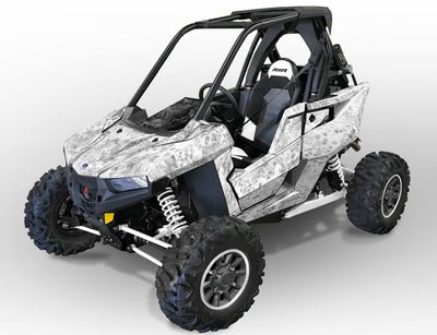 RZR RS1 - Cryptic Camo - WHITE