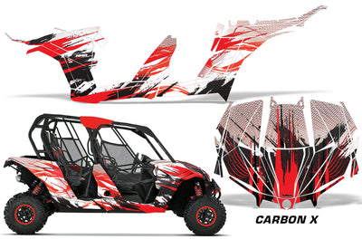 Can Am Maverick 4-Door (2017+) Complete Graphics Kit