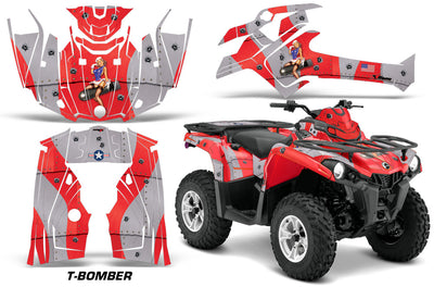 Bomber - RED design