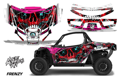 Frenzy - RED design / Textron Wildcat XX