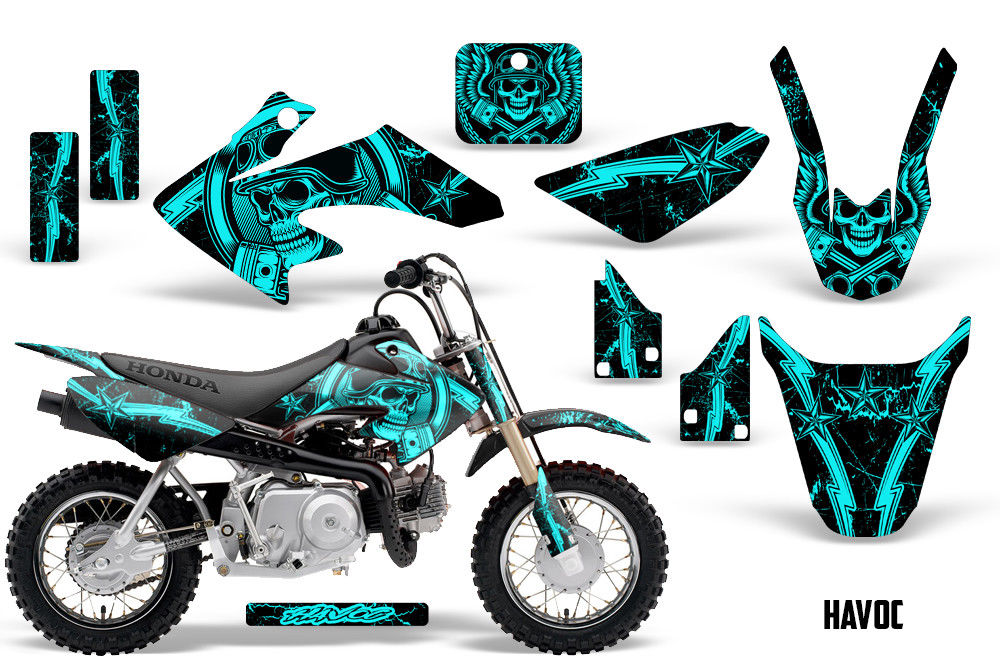 Honda CRF 50 Graphics