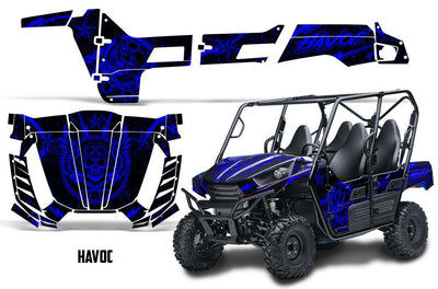 Havoc - Blue design