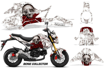 Bone Collector - WHITE background