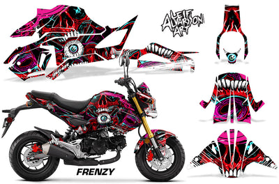 Frenzy - RED design