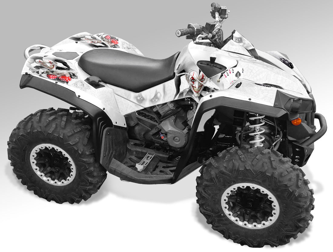 Can Am Renegade 800 >> The Joker Graphics For Can Am Renegade 800