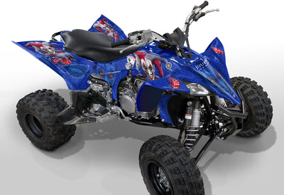 The Joker Graphics for Yamaha YFZ 450R (2014-2019)