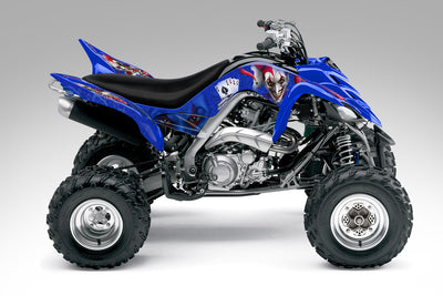 The Joker Graphics for Yamaha Raptor 700 (2006-2012)
