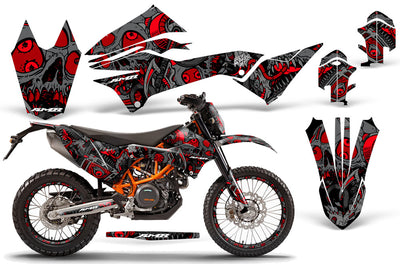 KTM Adventurer 690 Enduro/Enduro R Bike Graphic Decal Kit  2012-2018