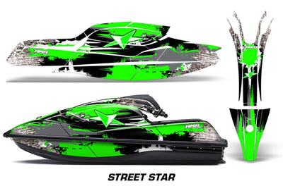 Street Star - GREEN design