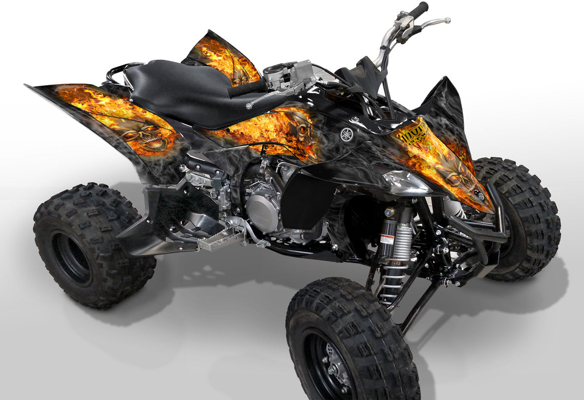 yamaha yfz450r se graphics over 100 designs to choose from