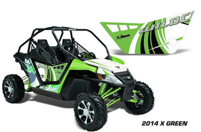 Pro Armor Graphics for Wildcat 2 door