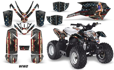 Polaris Outlaw 50 Graphics