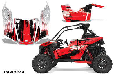 Polaris RZR RS1 - Carbon X - RED