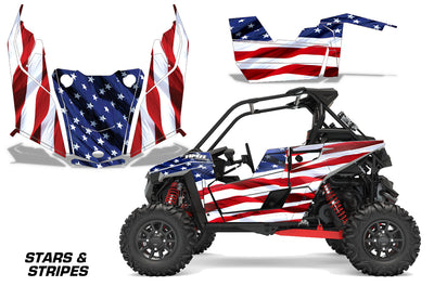 Polaris RZR RS1 - Stars & Stripes