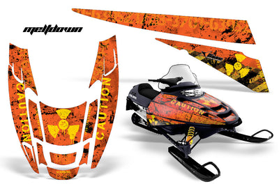 Polaris Edge Snowmobile Graphics