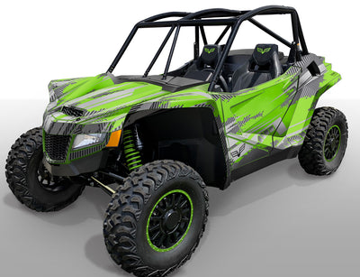 Textron Wildcat XX Graphics