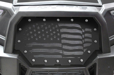 Custom Stainless Steel Grille for Polaris RZR 1000XP