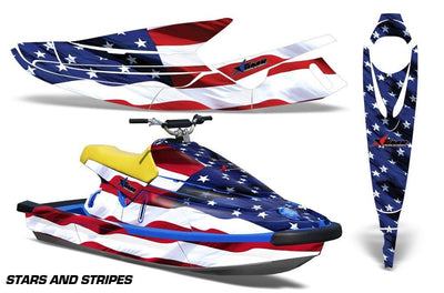 Stars&Stripes - (No Color Option)