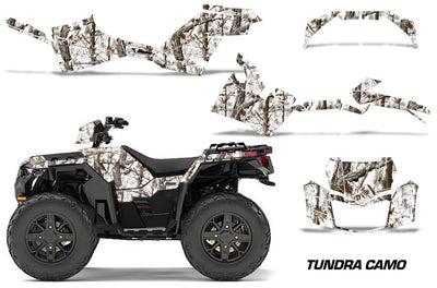 Polaris Sportsman 850/1000 ATV Quad Graphic Kit 2017-2018