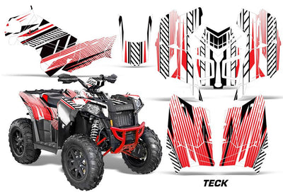 Teck - RED design