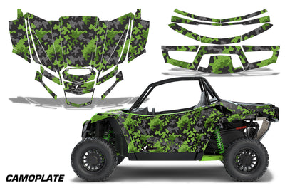 Camoplate - GREEN design