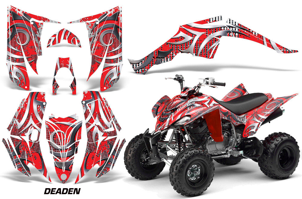 Yamaha Raptor 350 Graphics - Over 100 Designs... - Invision Artworks