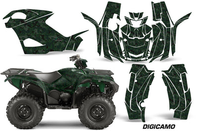 Yamaha Grizzly EPS/EPS SE ATV Quad Graphic Kit 2015-2016