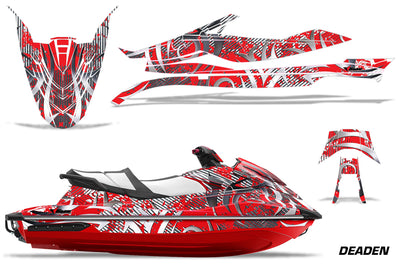 Yamaha Wave Runner GP 1800 Graphics (2017)
