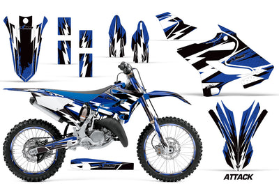 Yamaha YZ 125 Graphics (2015-2019)