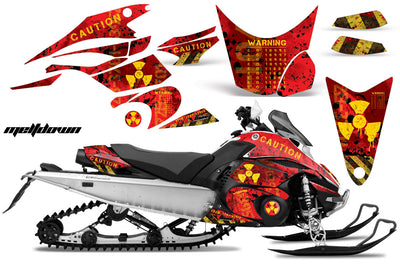 Yamaha FX Nytro (2008-2014) Snowmobile Graphics