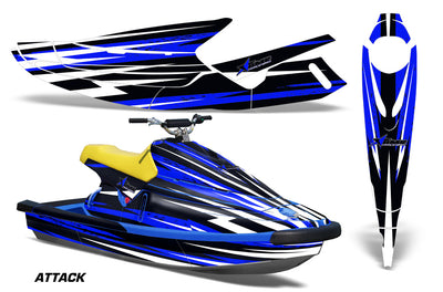 Yamaha Wave Blaster Graphics (1993-1996)