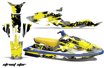 Yamaha Wave Raider Graphics (1994-1996)