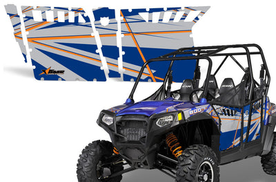 Blue Fire RZR800S 4 Door