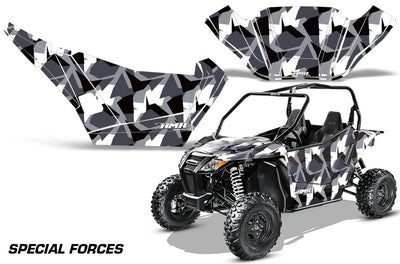 Special Forces - Silver Design