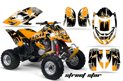 Bombardier DS650 Graphics (Can Am DS650 Graphics)
