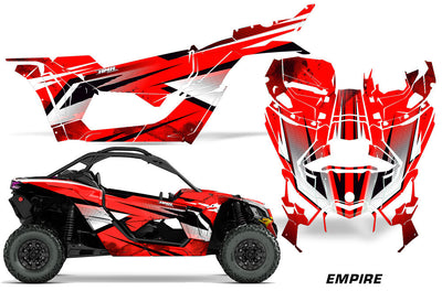 Empire - Red Design