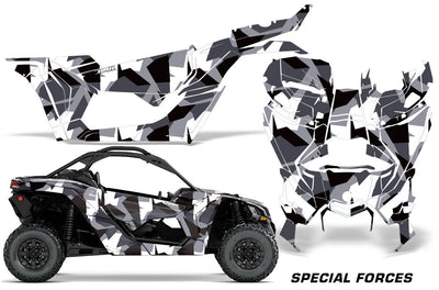 Special Forces - Design color Silver