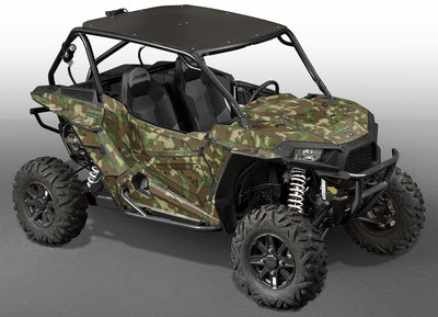 Camo - Army Green Design