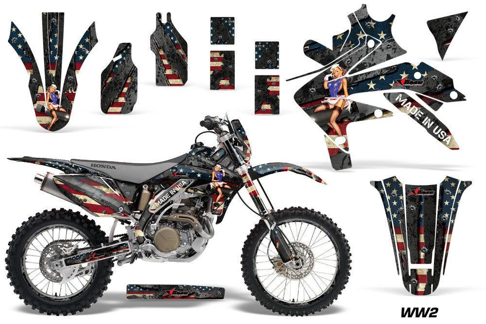 CRF 450x graphics kits - Over 80 Designs to Choose From! - Invision ...