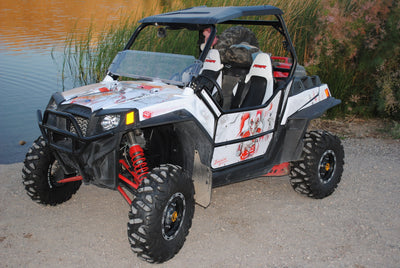 Polaris RZR 800 2-Door Complete Graphics